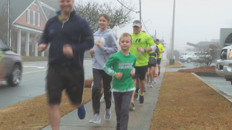 24/7 Safety Run kicks off in honor of two runners killed in Lexington in recent years