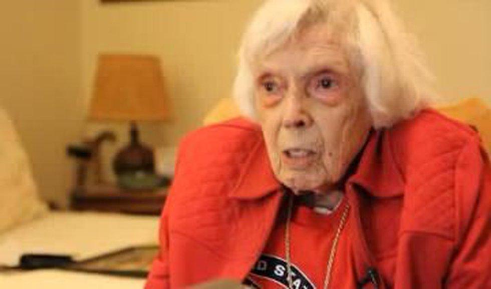 Helen Johns Carroll speaks to WIS in 2012.