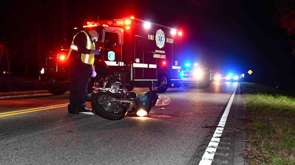 According to the Highway Patrol, the collision happened on Monday night at 7:30 p.m. on Sniders...