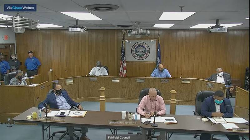 First responders asking Fairfield Co. Council to change employee bonus ordinance
