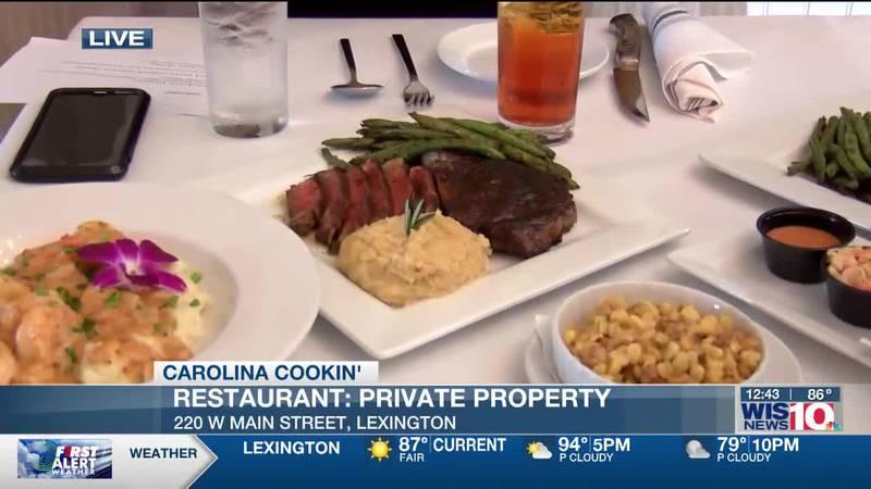 Private Property restaurant