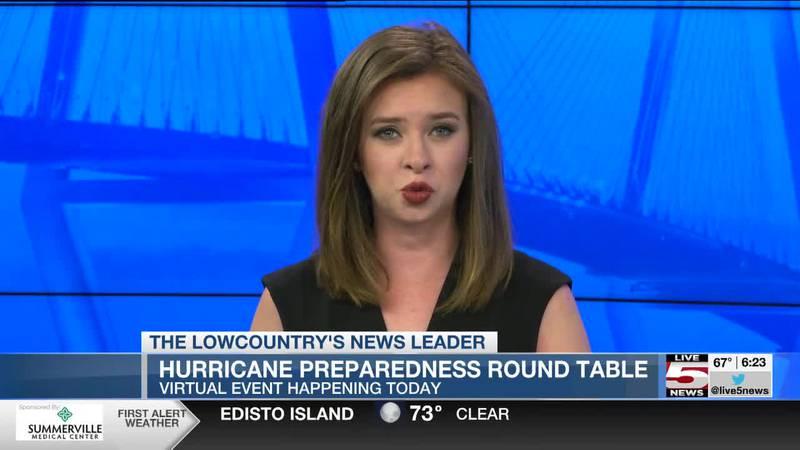 VIDEO: Charleston Co. holding hurricane preparedness roundtable
