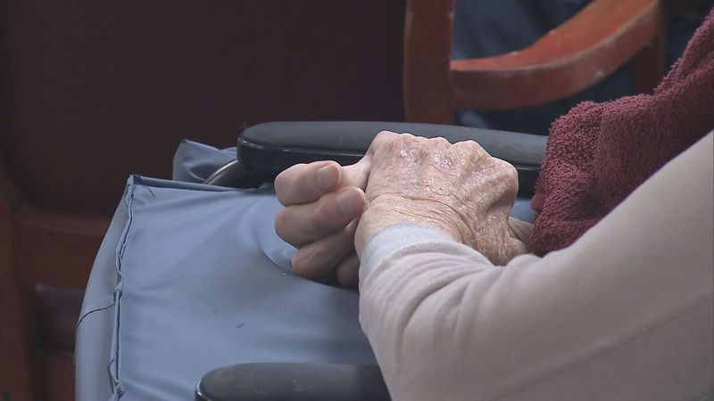 Families grow frustrated as nursing home visitation remains restricted despite COVID vaccine