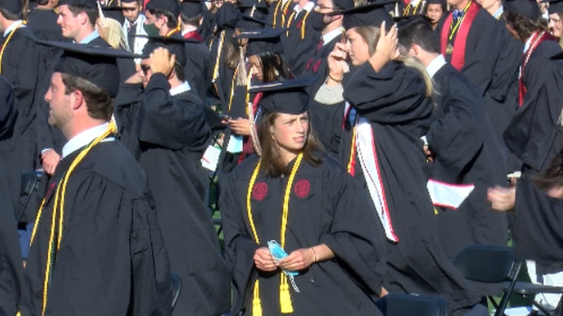 Despite openings, recent grads trying to wait for jobs related to their degree