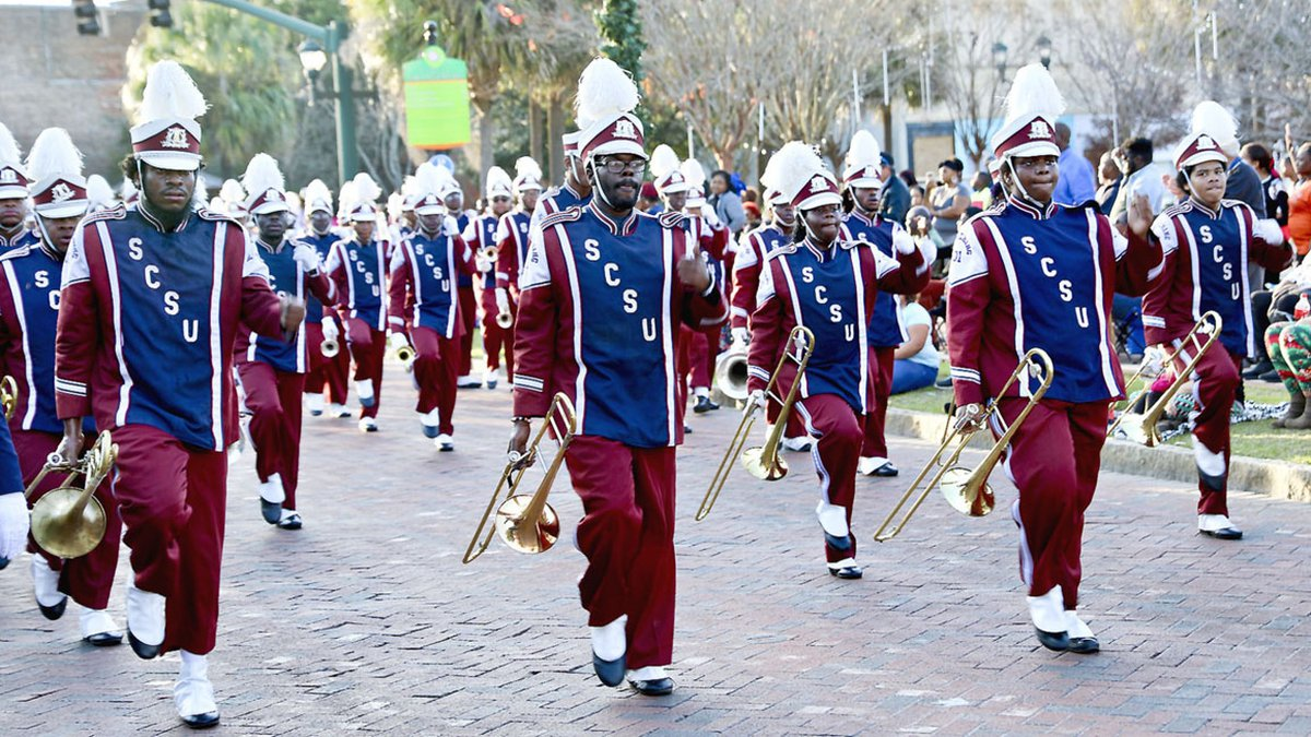 The South Carolina State Marching 101 will be among several groups to perform during a virtual...