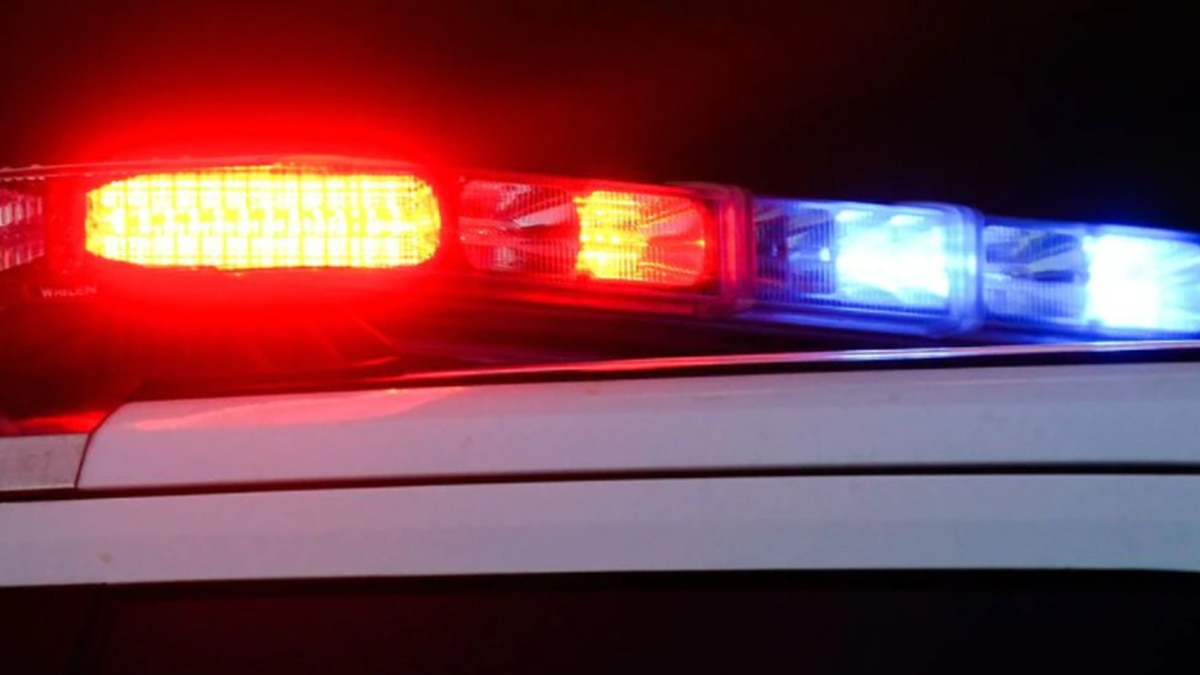 The incident happened on Saturday at a home on Rockwell Road.