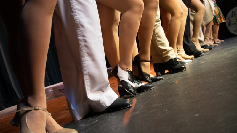 42nd Street hits the stage Friday. Township Theatre on Sumter Street in downtown Columbia...