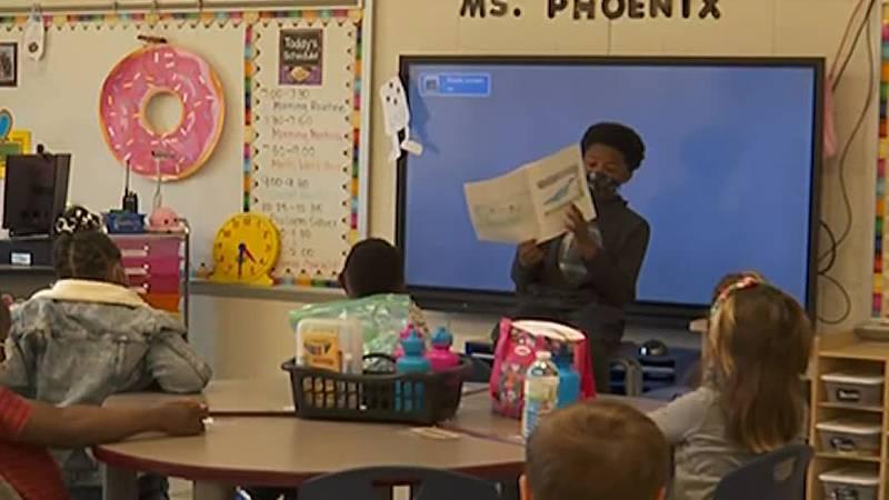 Elementary school program turning students into published authors