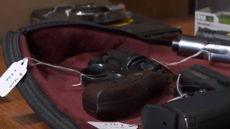 NAACP speaks out against new open carry gun bill
