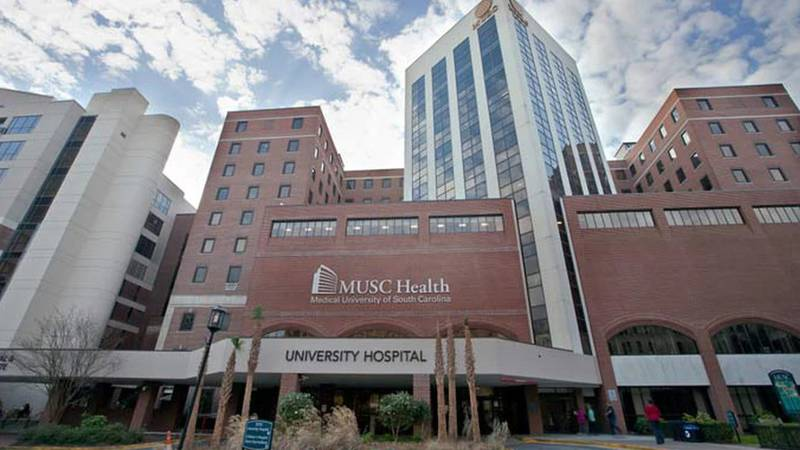 MUSC says they have been tracking seven metrics when accessing the severity of the COVID...