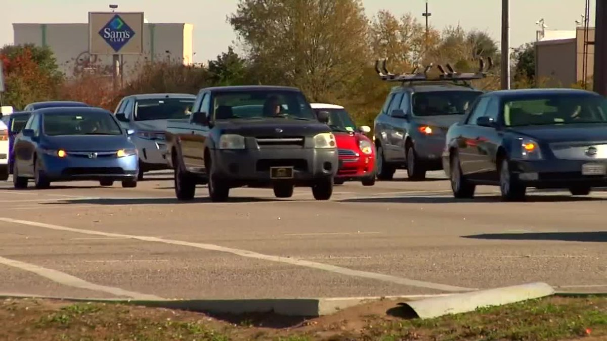 Fourth of July traffic picks up in Myrtle Beach (Source: WMBF News)