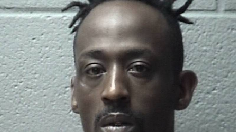 Rashon Tyreek Asbery, 35, is charged with murder and possession of a weapon by a felon...
