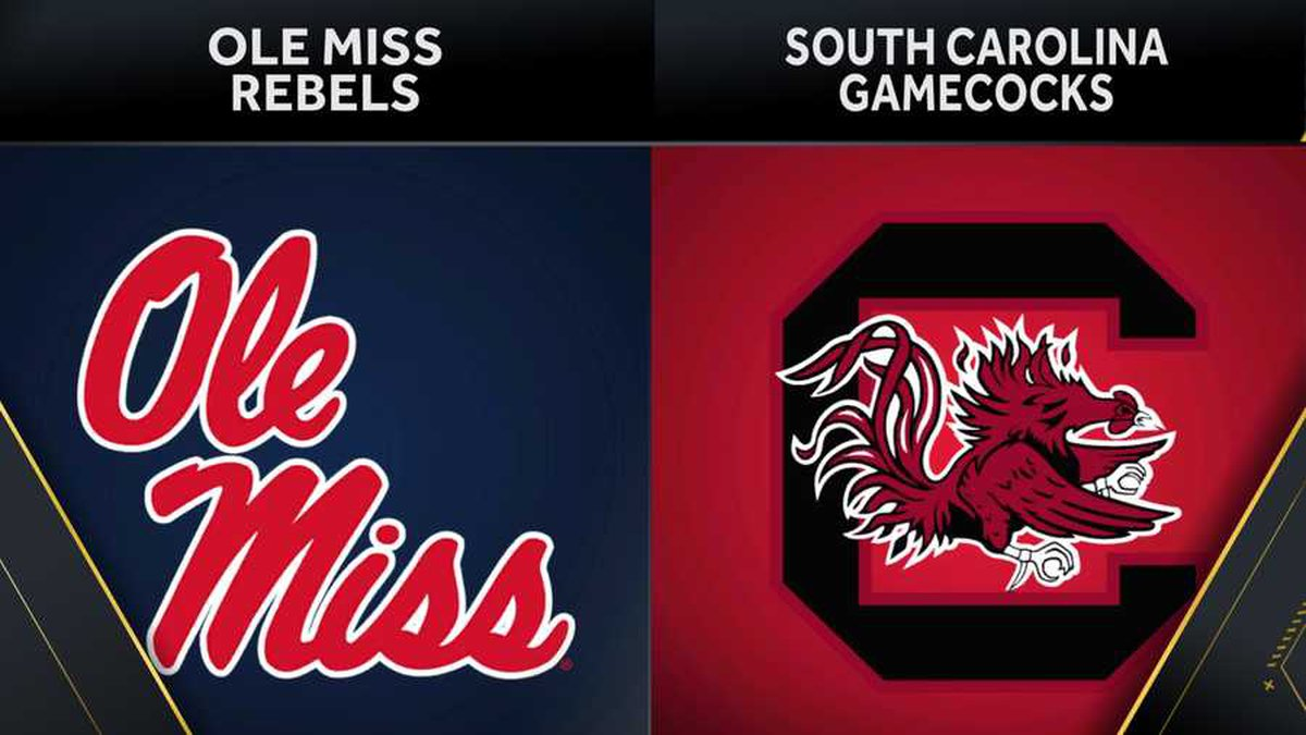Ole Miss and USC