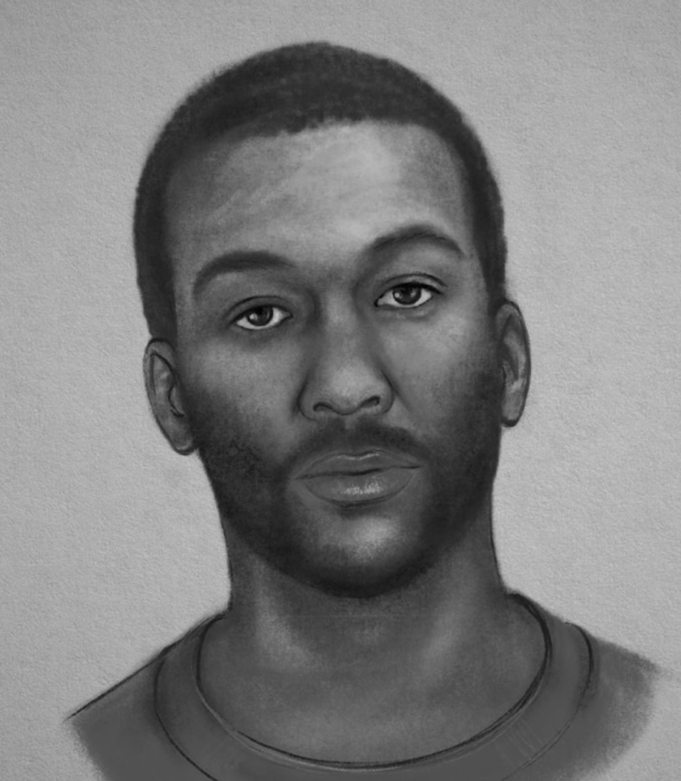 Composite sketch of church shooting suspect (Source: Forest Acres Police Department)