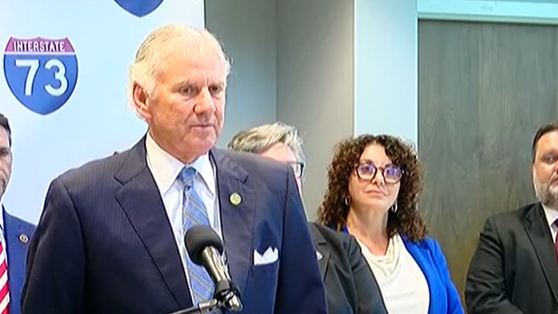 Gov. Henry McMaster announced he is recommending $300 million in initial funding to help...