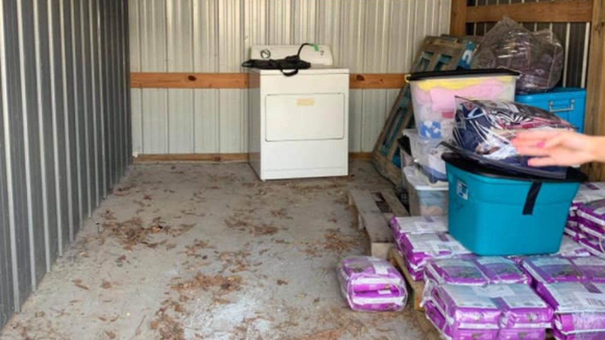 The Orangeburg County Animal Control and Shelter is asking for the public's help after they say...