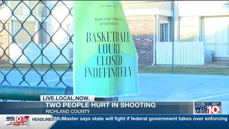 RCSD searching for suspects following shooting at neighborhood basketball court