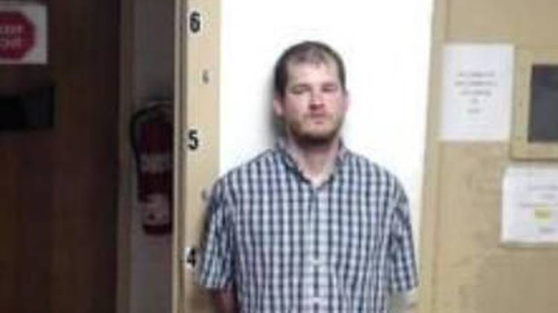 Timothy Ray Jones, Jr. in custody in Mississippi (Source: Smith County Jail)