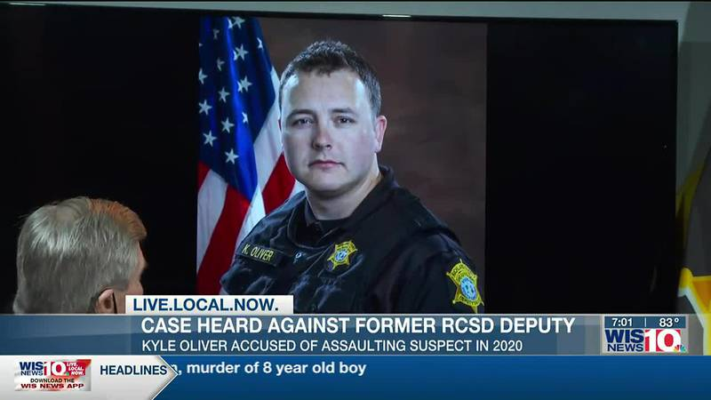 Former RCSD deputy hair-pulling case returns to court, attorney reaffirms ask for jury trial
