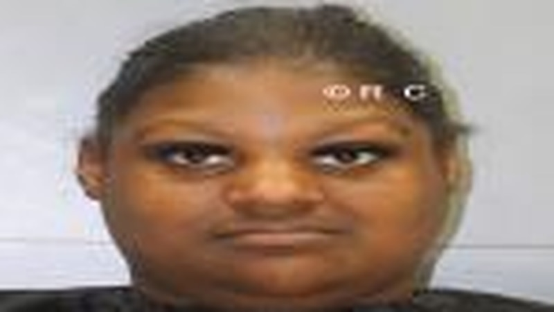 Dougrica Lewis, 32, has been arrested after leaving her child unattended in a vehicle.