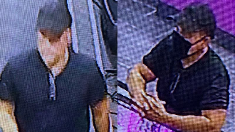 He's accused of stealing several credit cards at Wolf's Fitness Center and Planet Fitness on...