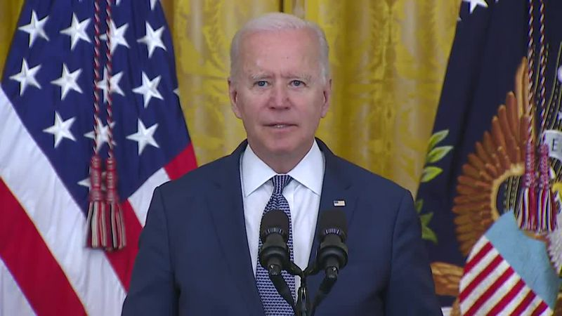 The president's visit will be to highlight the ease of getting vaccinated, encourage...