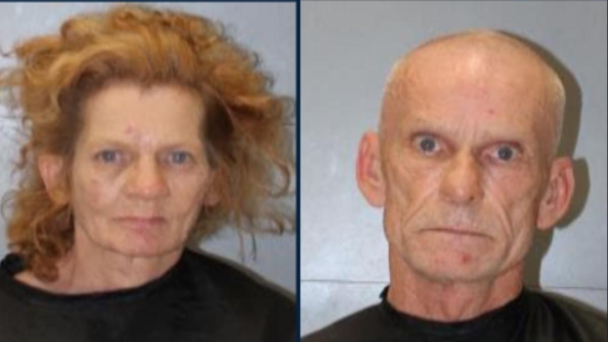 Deborah Leslie and Gary Nichols