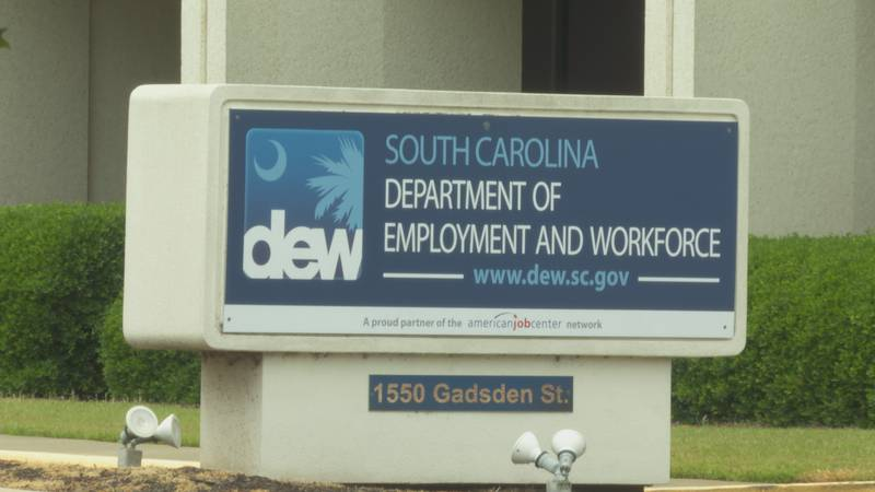 Some South Carolinians still waiting for unemployment benefits during coronavirus pandemic