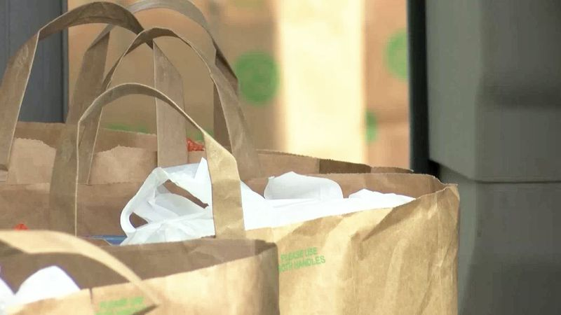 A free grocery giveaway is scheduled to be held Saturday afternoon in North Charleston.