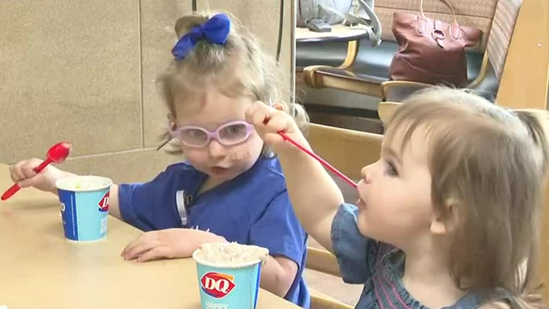 Buy a Blizzard treat Thursday to help save children's lives.