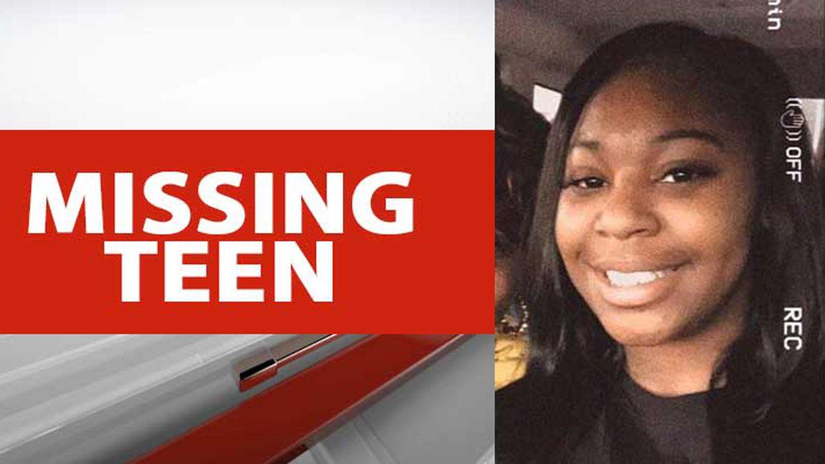 Ja'Asia Chandler, who is 14, was last seen Monday on Gatewood Street.