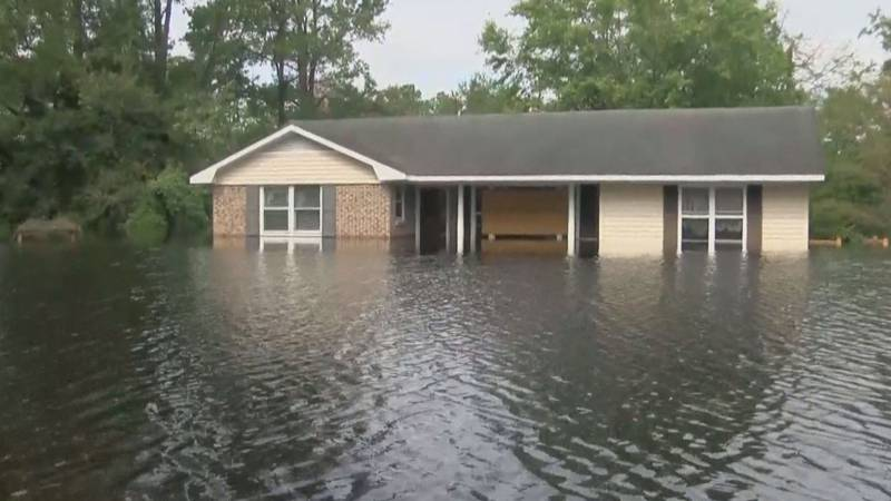 The city will offer 75 percent of the home's value from before Hurricane Matthew. (Source: WMBF...