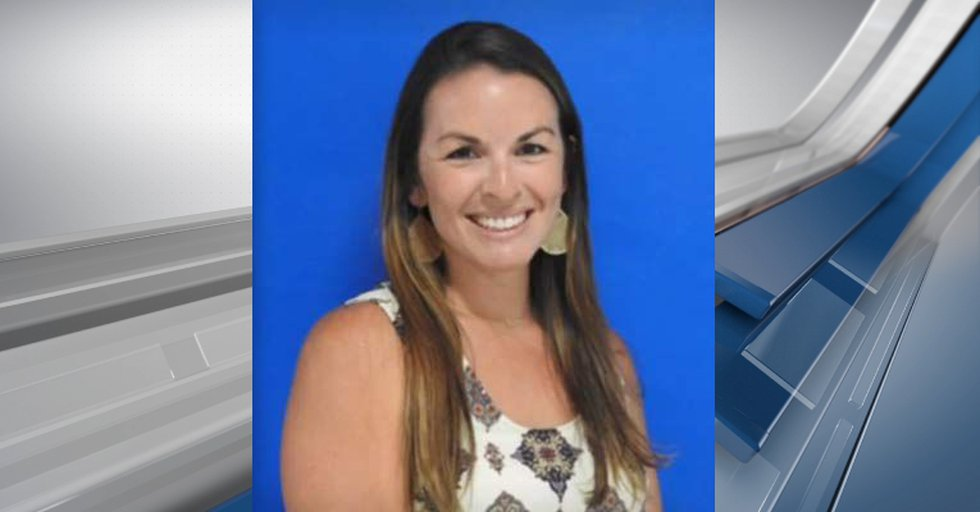 Fifth grade teacher Carli Brewer Soukup died after being struck by a pickup truck while riding...