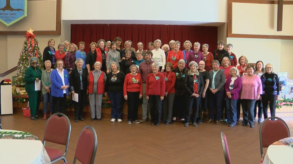 In the last two years the women who make up the Greater Columbia Quilters Guild have made...