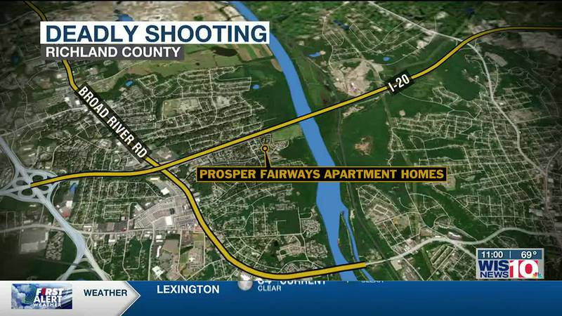 Deputies investigating after man found shot to death at Columbia apartment complex