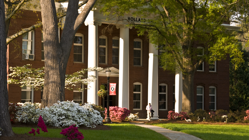 Newberry College ranked among the nation's best, according to a new report. (Source: Newberry...
