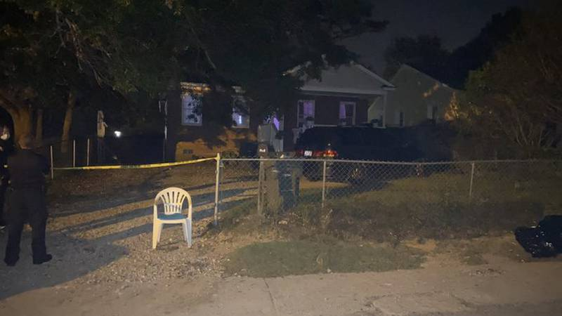 A 2-yr-old girl is said to be in stable condition after a shooting incident inside a home on...