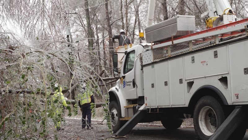 Dominion Energy says SC power grid could handle the snow and ice that Texas's couldn't