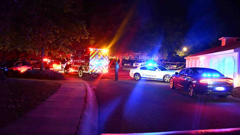 Walterboro Police Officer Tavara Edwards says police responded to the 500 block of Forest...