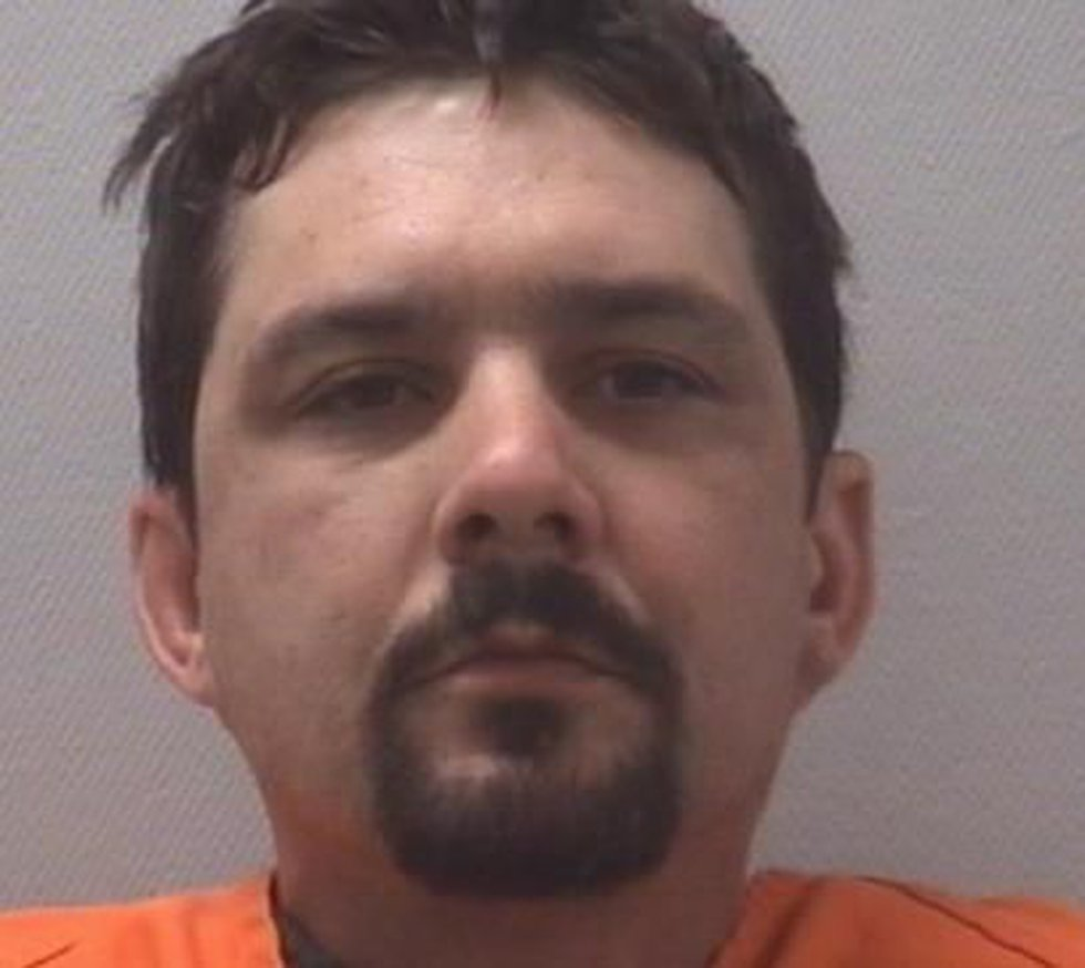 Thomas Stafford (Source: Lexington County Sheriff's Department)