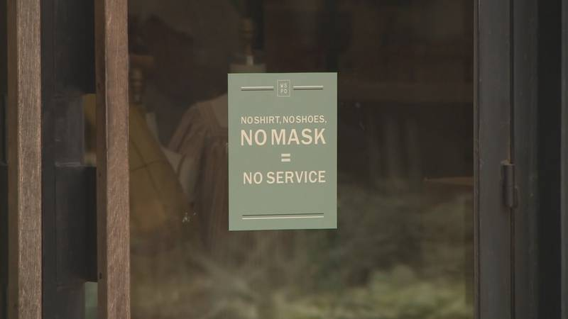 Statewide mask mandates