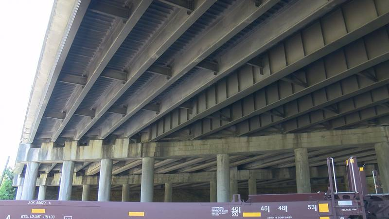 SCDOT is in the middle of addressing more than half of the deficient bridges over a 10-year...