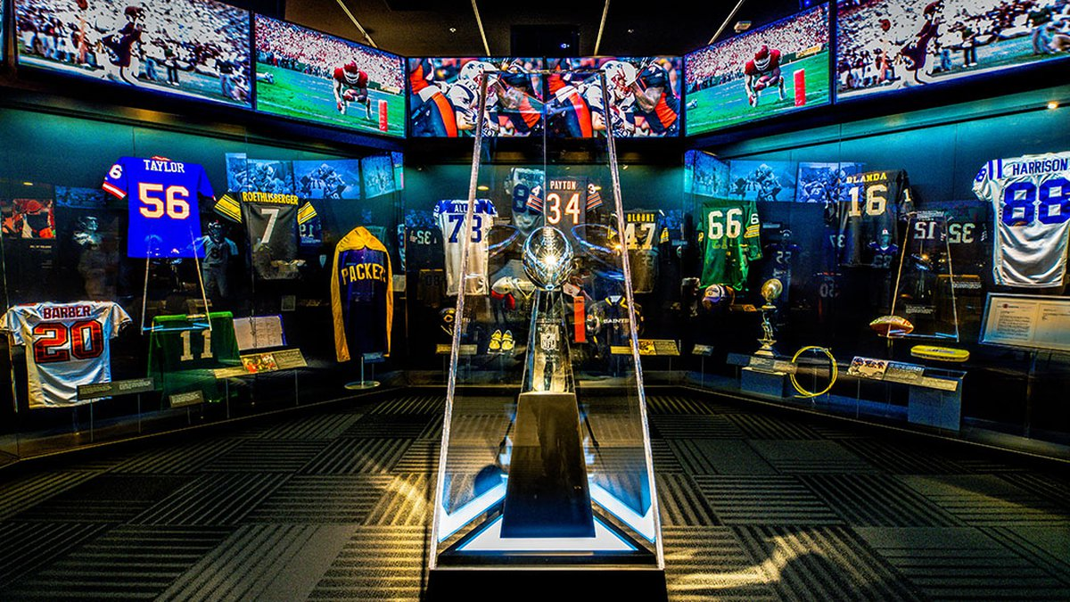 The Pro Football Hall of Fame is coming to Myrtle Beach.