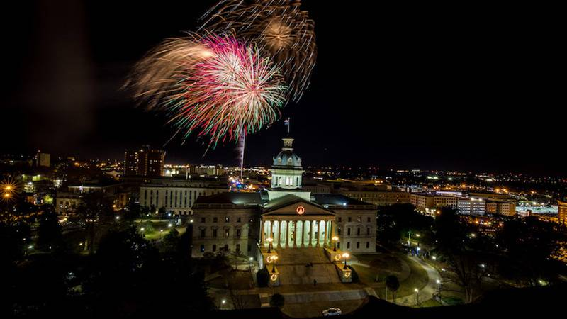 People have celebrated at Famously Hot New Year in Columbia since 2011.