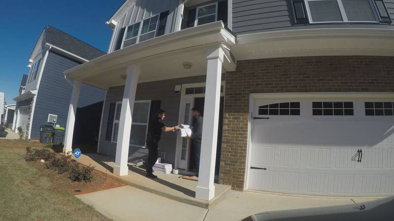 Lexington County deputies crack down on porch pirates