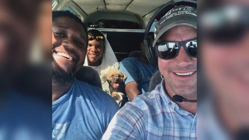 Chapin men coordinate, fly supplies to Bahamas following catastrophic Hurricane Dorian