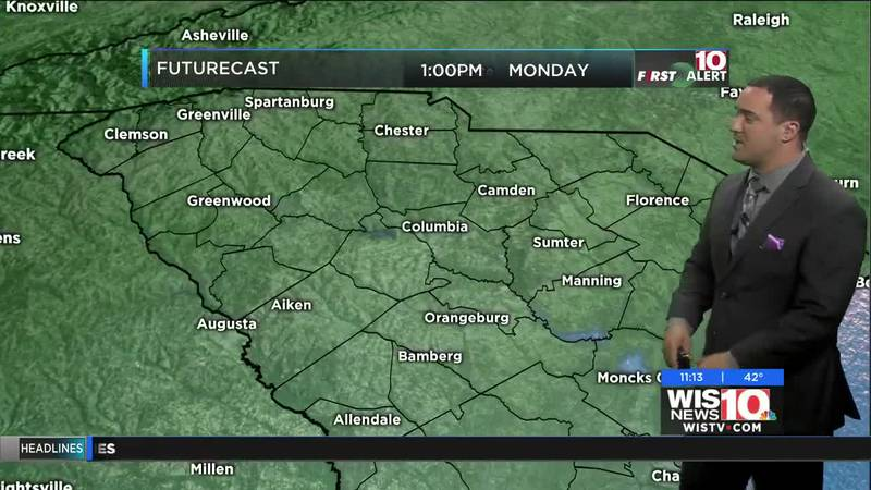 Kevin Arnone's last evening forecast
