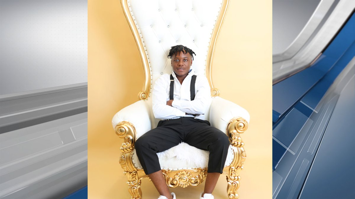 Tyler Benjamin, 14, was shot and killed on October 5, 2020 during a shooting in Orangeburg...